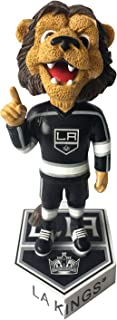 Bailey (Los Angeles Kings) Mascot Logo Base Bobblehead by Kolletico