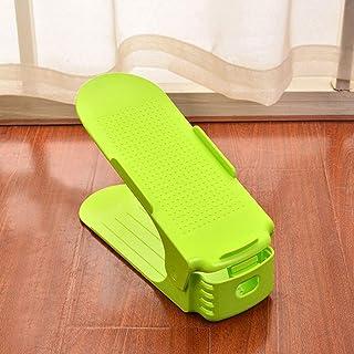 XWZH Cabinet de Chaussures Anti-poussière 8pcs de Chaussure réglable Durable Organisateur de Chaussures de Chaussures de C...