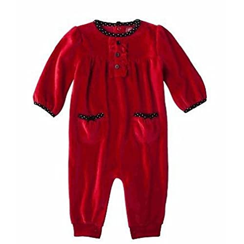 9a8a23a85 Red Polka Dot Jumpsuit  Amazon.com