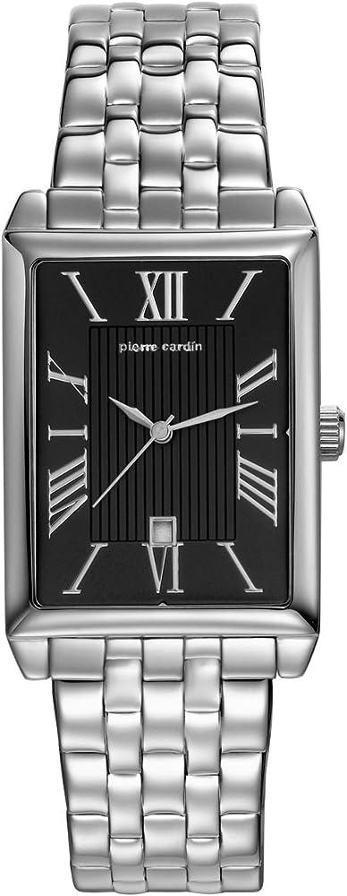 Pierre cardin,orologio per donna,in acciaio inossidabile PC107212F13