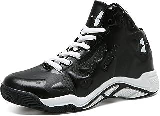 D-BuLun 丹步伦 儿童时尚休闲运动鞋 守护脚踝健康篮球鞋 耐磨防滑男童运动跑步球鞋 LX-X911