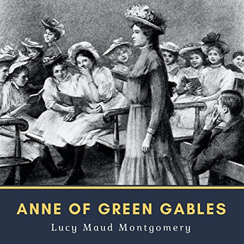 Couverture de Anne of Green Gables