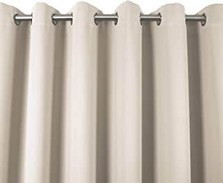 NIM Textile Thermal Insulated Blackout Curtains Room Darkening Window Panel Grommet Top Drapes - Sofiter Collection - 1-Panel, 95