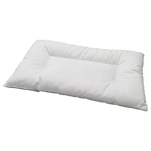 Ikea - Almohada para cabeza para niños len almohada para cuna en 35x55cm - lavable y