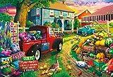 Buffalo Games - Quilt Farm - 2000 Piece Jigsaw Puzzle