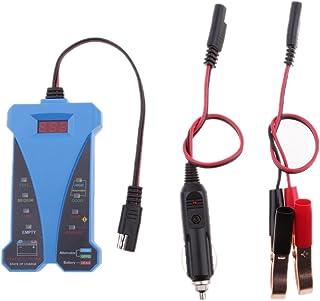 Kesoto Bateria de carro DC 12V com unidades de partida de carregamento de tela digital e LED
