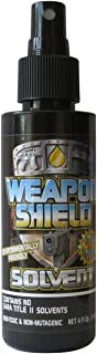 Steel Shield Weapon Shield Cleaning Solvent 4 fl. oz.