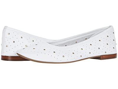 Aerosoles Martha Stewart Shelley (White Leather) Women