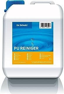 Dr. Schutz PU-reiniger 5 l | vloerreiniger voor harde vloeren, designvloeren | harde vloerreiniger voor vinyl, PVC, linole...