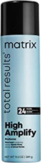 MATRIX Total Results High Amplify Proforma Firm Hold Hairspray, Adds Intense Volume & Shine, Silicone-Free, for Wavy & Cur...
