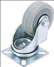 Draper 60550B 50mm Dia Swivel Bolt Fixing Polyurethane Wheel