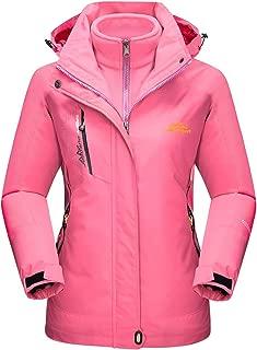 Women's Outdoor 3-in-1 Water Resistant Skiing...