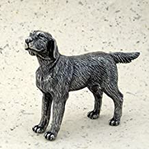 DANFORTH - Lab Dog - Pewter Figurine - 3 Inches - Handcrafted - Made in USA