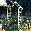 Timber Garden Arch OGD033