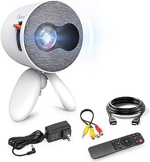 جهاز عرض صغير YG220 Pico LCD جهاز عرض فيديو يصلح هدية للاطفال لعبة مسرح منزلي الترفيه في الهواء الطلق بمدخل HDMI USB AV ما...