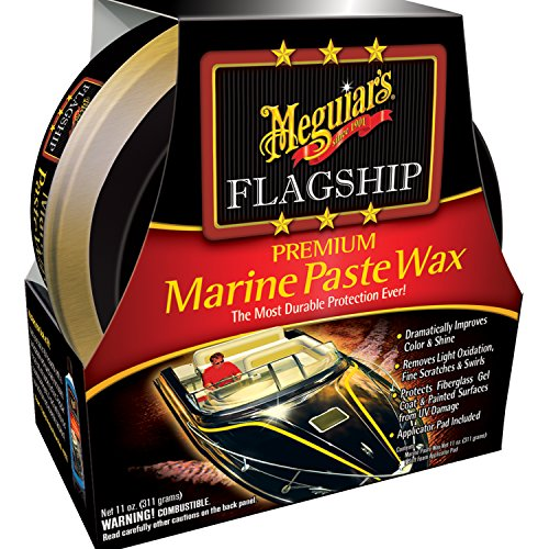 Meguiar's Wax Flagship Marine Paste 11-Ounce (M6311)