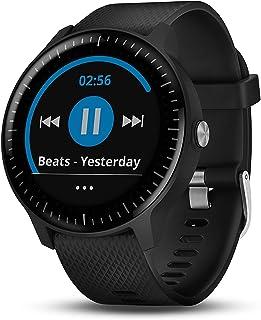 Garmin Vivoactive 3 Smartwatch 1 年延长保修 vivoactive 3 Music - Black Gunmetal