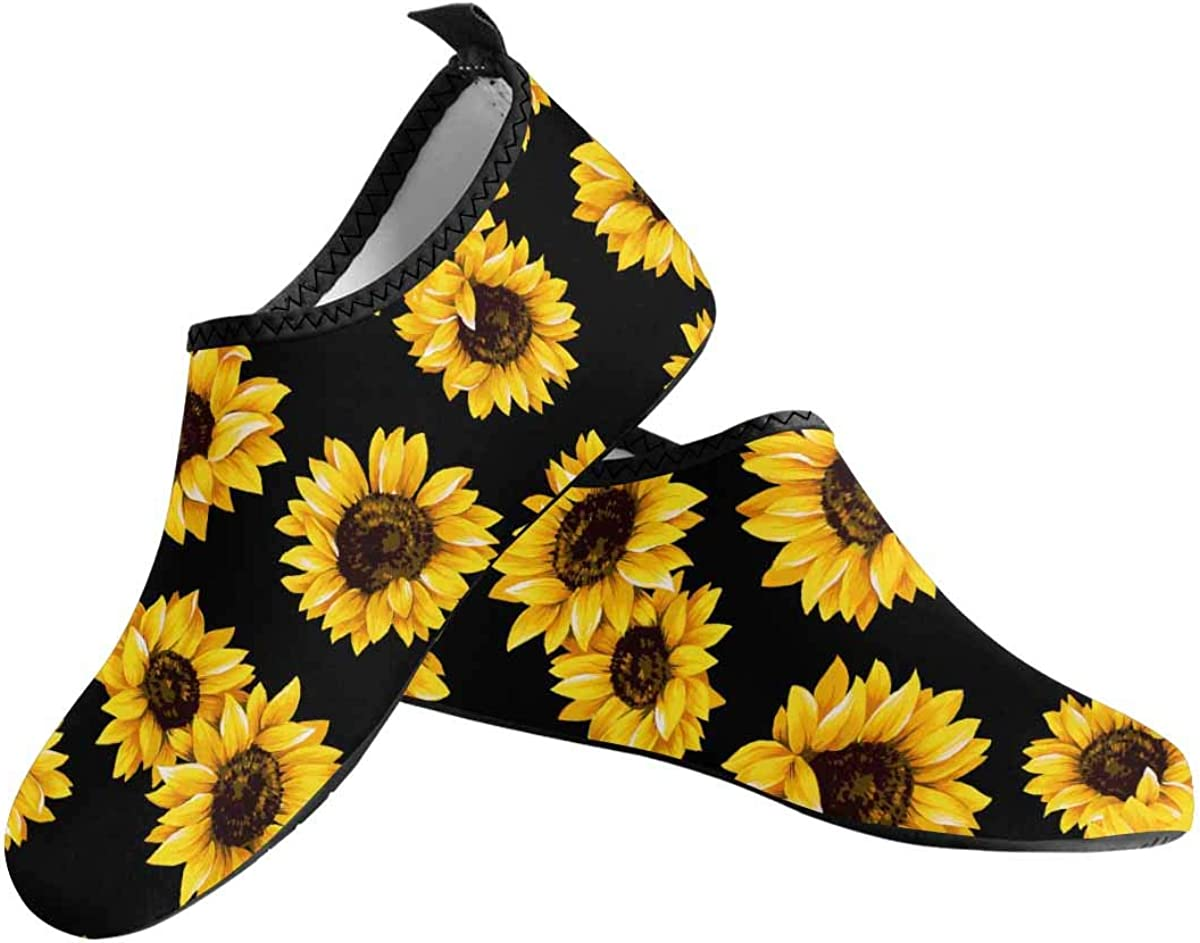 InterestPrint Trail Running Barefoot Shoes for Women US6~US12