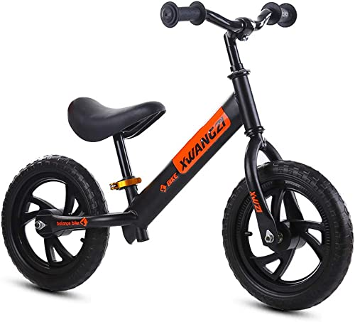 1-1 Balance Fahrrad Kinder, Pannensichere Eva Reifen kein Luftverlust Ultraleicht Sitz verstellbar