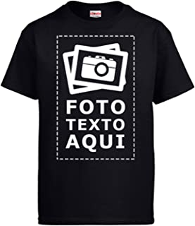 6084ff81408 Diver Camisetas Camiseta Personalizada con Foto