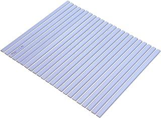 ミエ産業 風呂ふた 軽量 700×820mm ブルー リーフネオ M8