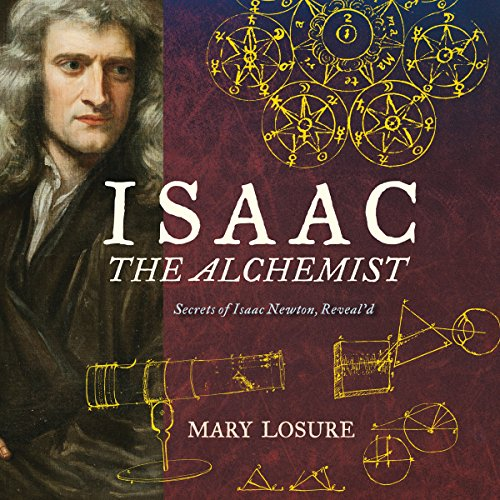 Isaac the Alchemist audiobook cover art