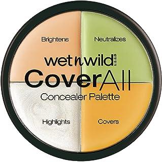 مجموعة كونسيلر كوفر اول للوجه من ويت ان وايلد.