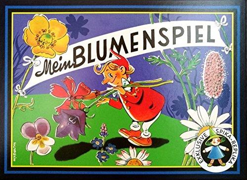 Spika GmbH 190032 Mein Blumenspiel, Bunt