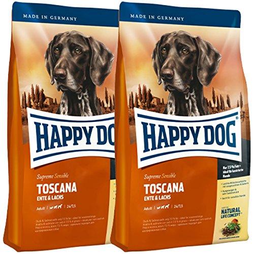 Happy Dog Supreme Toscana 2 x 12,5 kg