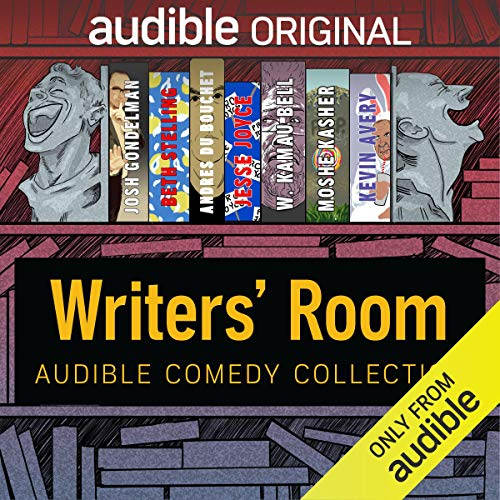 Audible Comedy Collection: Writers' Room cover art