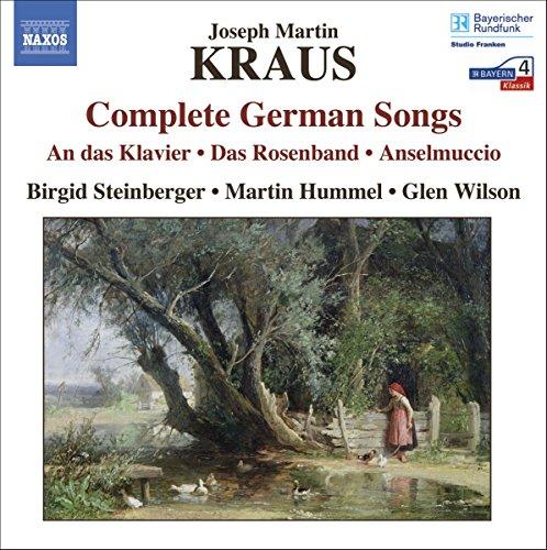 Kraus: Complete German Songs