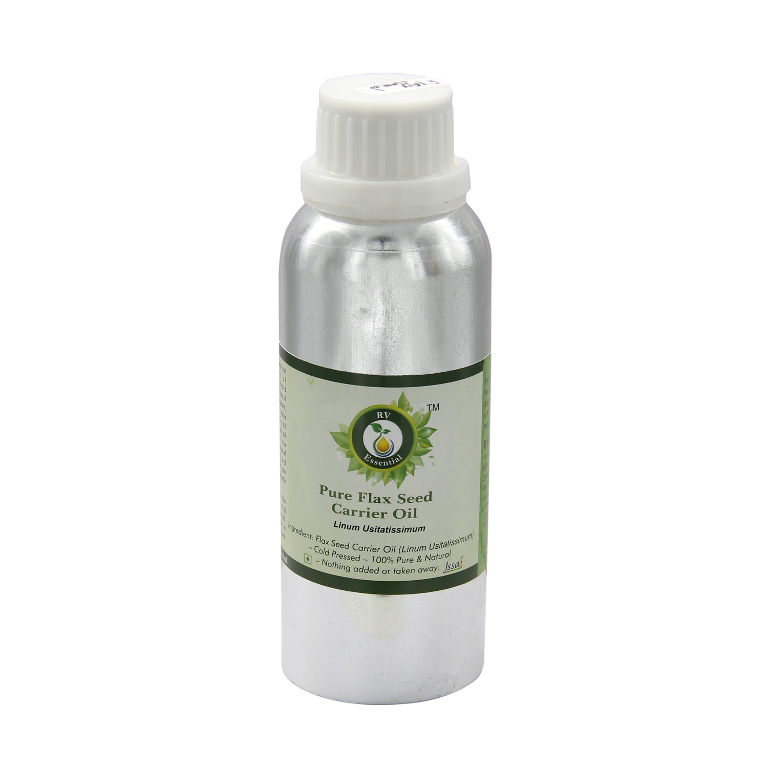 R V Max 76% OFF Essential Popular shop is the lowest price challenge Pure Flax Seed Carrier 630ml - Usi Linum 21oz Oil