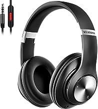 9S Bluetooth Headphones Over-Ear, [60 Hrs Playtime] Hi-Fi...