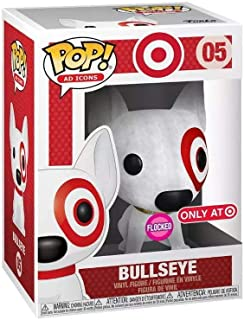 Funko POP! Iconos de anuncio - Target Dog Bullseye (Desbloqueado) #5 - SDCC 2019 Debut Exclusivo