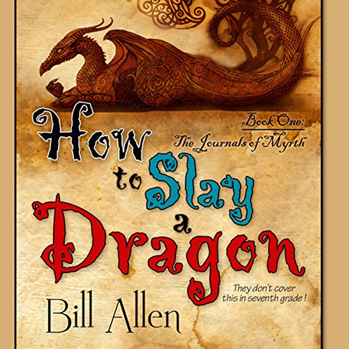 How to Slay a Dragon audiobook cover art