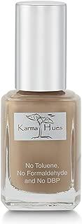 Karma Organic Natural Nail Polish-Non-Toxic Nail Art, Vegan and Cruelty-Free Nail Paint (Planet Earth)
