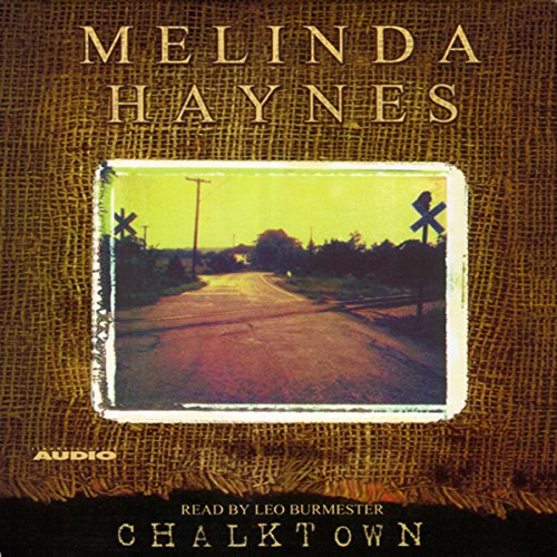 Chalktown audiobook cover art