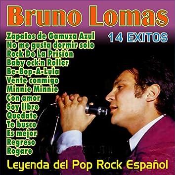 Bruno Lomas . Leyenda del Pop Rock Español