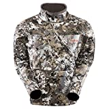 Sitka Men's Fanatic Lite Insulated Whitetail Optifade Elevated II Camo Hunting Jacket, Large