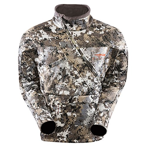 SITKA Men's Fanatic Lite Insulated Whitetail Optifade Elevated II Camo Hunting Jacket, X-Large