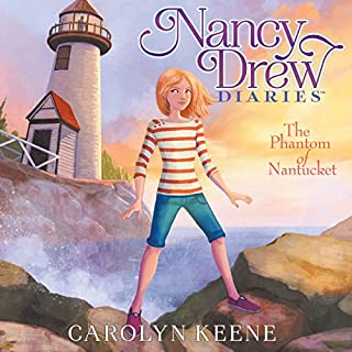 The Phantom of Nantucket     Nancy Drew Diaries, Book 7              Written by:                                                                                                                                 Carolyn Keene                               Narrated by:                                                                                                                                 Jorjeana Marie                      Length: 3 hrs and 16 mins     Not rated yet     Overall 0.0