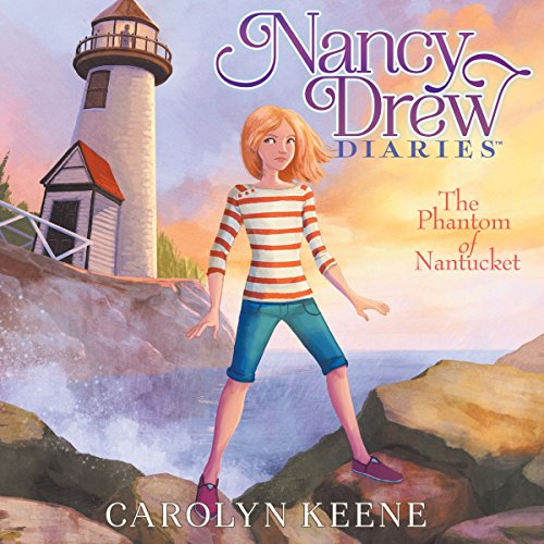 The Phantom of Nantucket cover art