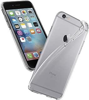 Spigen Liquid Crystal Designed for Apple iPhone 6S Case (2015) / Designed for iPhone 6 (2014) - Crystal Clear