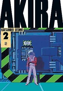 Capa do livro Akira - Vol. 2