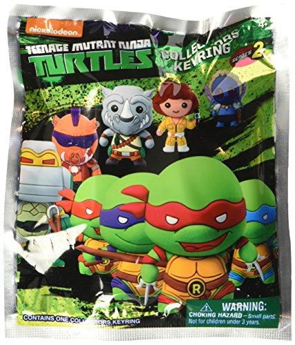 Nickelodeon Teenage Mutant Ninja Turtles Series 2 3D-Schaumstoff-Rollo Tasche