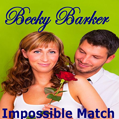 Impossible Match audiobook cover art