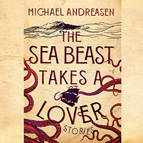 The Sea Beast Takes a Lover audiobook cover art