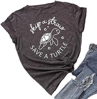 JTJFIT T Shirt Women Tee Short-Sleeve Girl T-Shirts