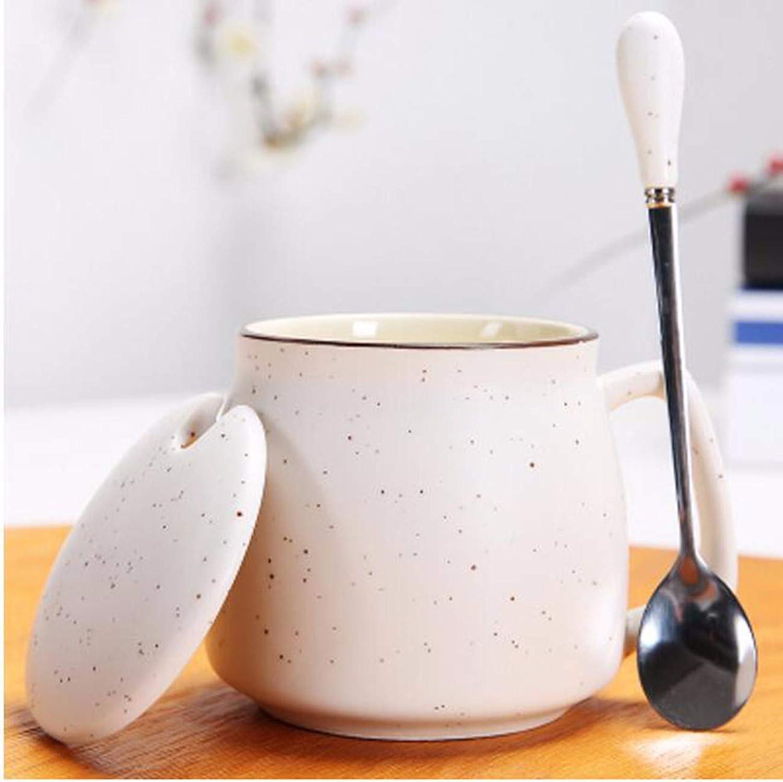 Les Tasses, Tasses, Couvre, Spoon Cuillers, Creative Ahommets, Petit - Déjeuner Lait Tasses, Tasses, Tasses De Café, Les Grandes Tasses,D