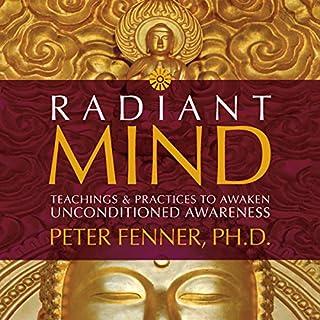 Radiant Mind audiobook cover art